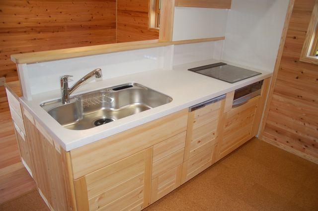 造作オリジナルキッチン