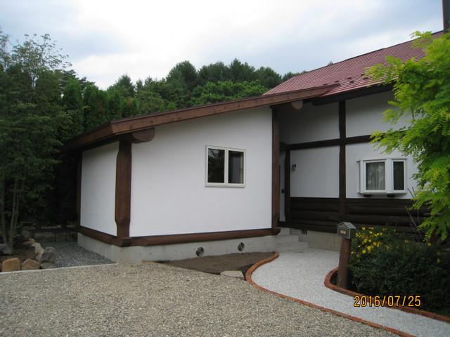 北杜市KS様邸竣工しました。