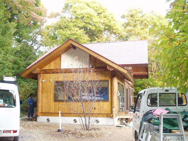 2012/10/30 北杜市TT様邸増改築工事