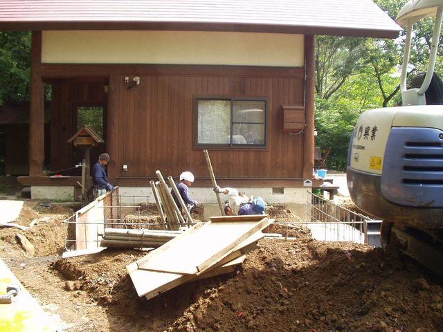 2012/09/22 北杜市TT様邸増改築工事
