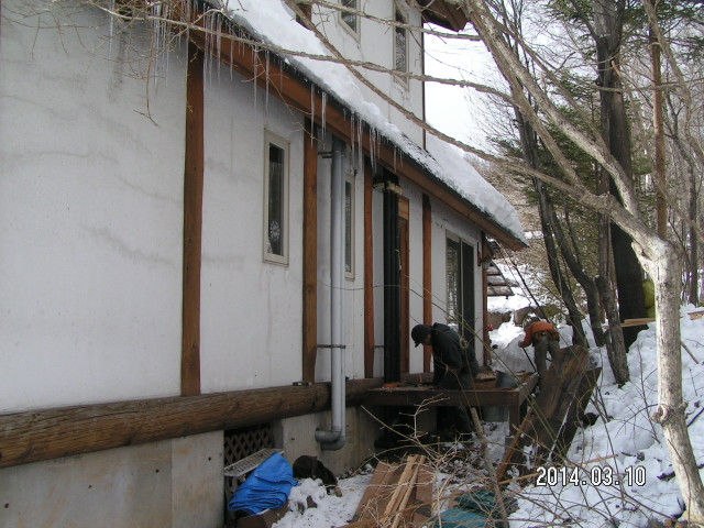 北杜市YS様邸改修工事