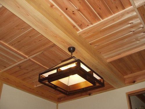 1階和室照明器具
