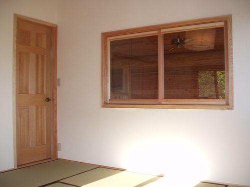 2階和室入り口付近